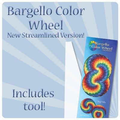 Bargello Color Wheel