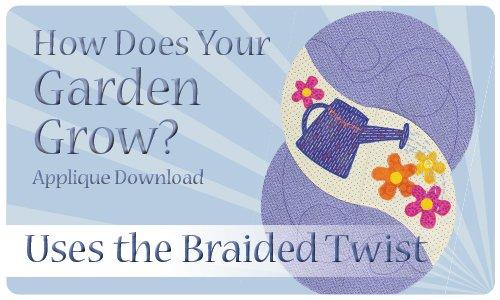 DIGITAL DOWNLOAD: How Does Your Garden Grow?