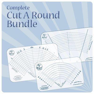Complete Cut A Round Bundle  SAVE $10!