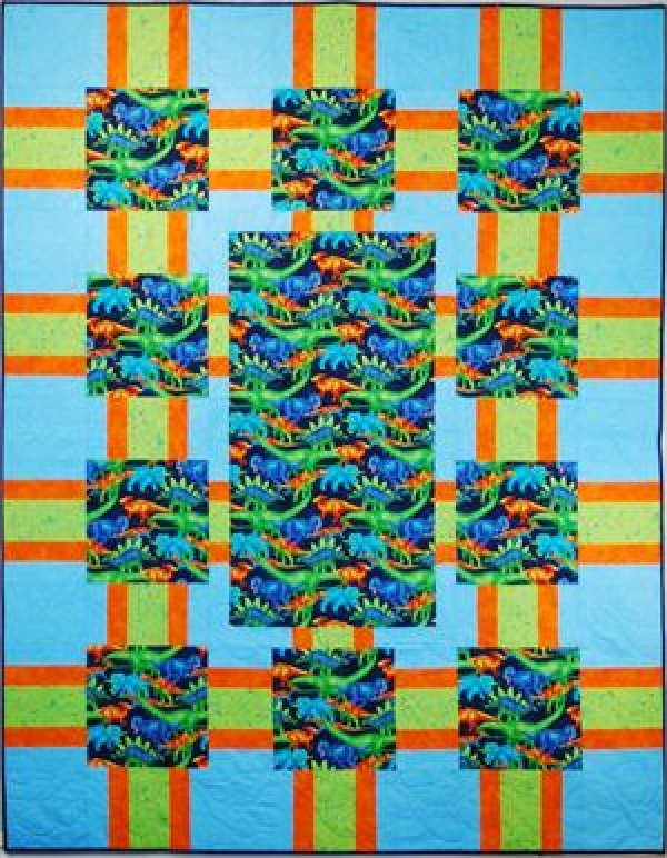 Connections Quilt Pattern