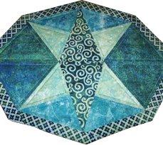 Debbie Foster LHCAZ placemat Jewel Box