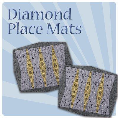 Diamond Placemat