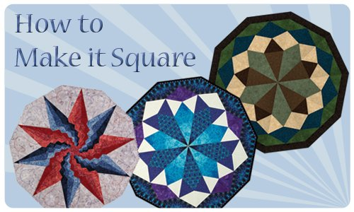 How to Make it Square