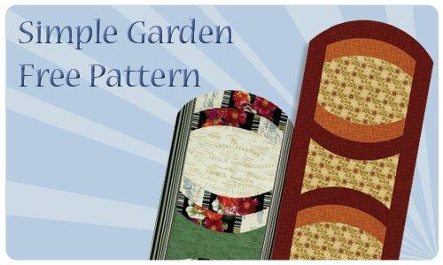 Simple Garden Free Pattern