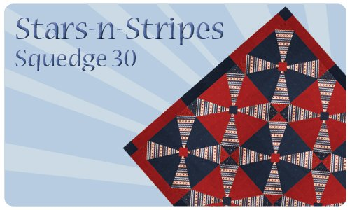 Squedge 30 Stars-n-Stripes