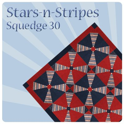Squedge 30 Stars-n-Stripes