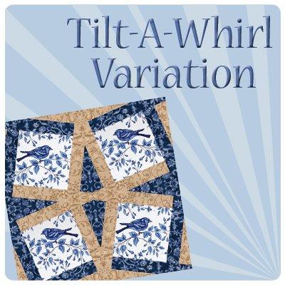 Tilt-A-Whirl Variation