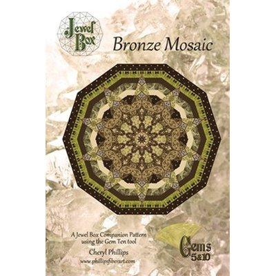 Bronze Mosaic Pattern