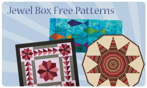 Jewel Box Free Patterns