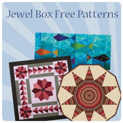 Jewel Box Free Patterns