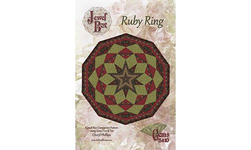 Ruby Ring Pattern