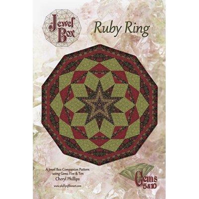 Ruby Ring Pattern