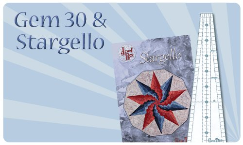 Gem 30 and Stargello Bundle