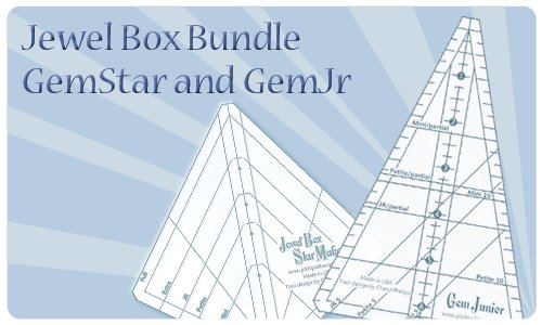 Jewel Box Gem Jr and Gem Star Bundle