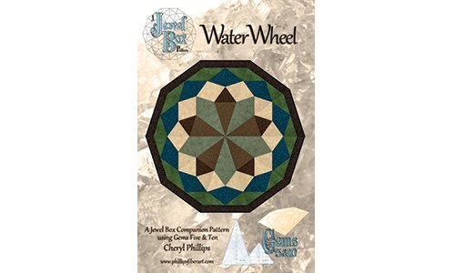 DIGITAL DOWNLOAD: Water Wheel