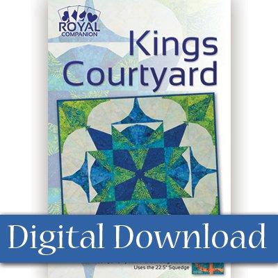 DIGITAL DOWNLOAD: Kings Courtyard