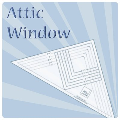 Attic Window SAVE $1.50!