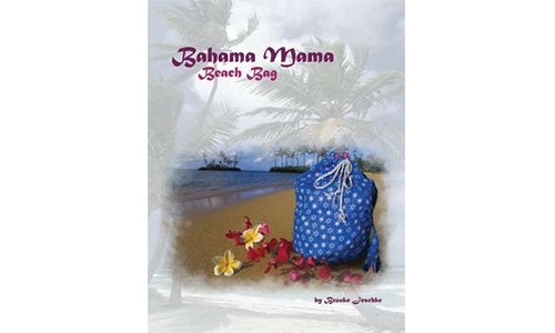 Bahama Mama Beach Bag