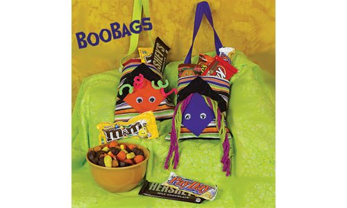 Attic Window: BooBag