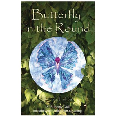 Butterfly in the Round with 12 Degree Wedge