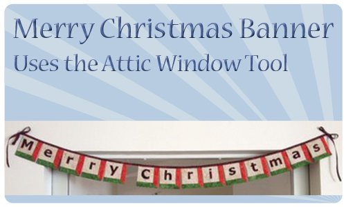 A Merry Christmas Banner