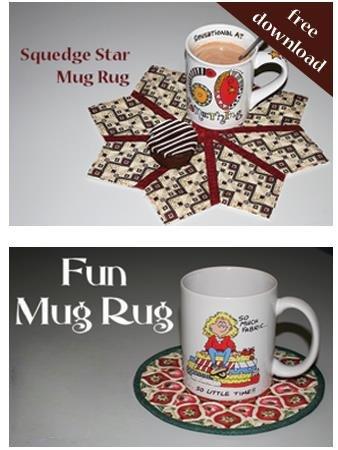 Mug Rug Handout