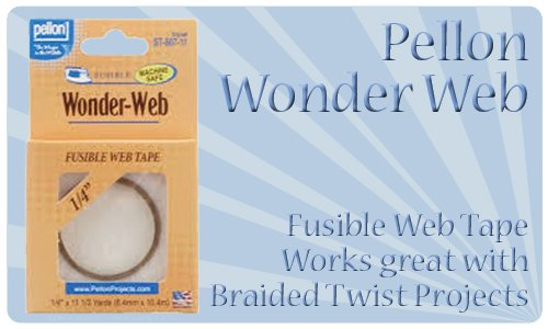 Pellon Wonder Web - fusible tape