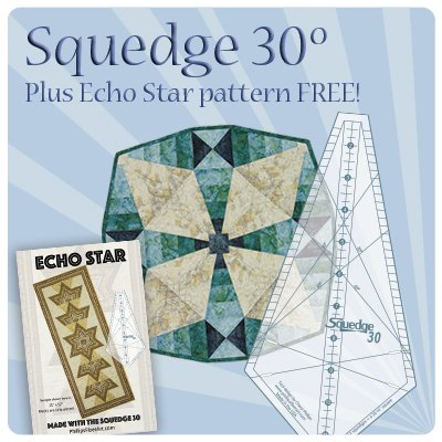 Squedge 30 with extra Echo Star Pattern