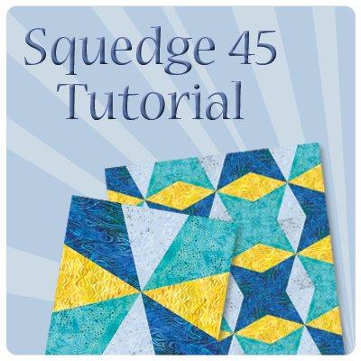 Squedge 45 Tutorial