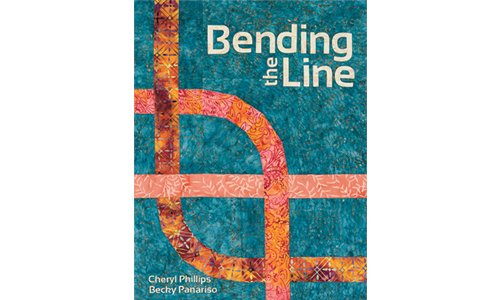 Bending The Line Book - HALF PRICE!!