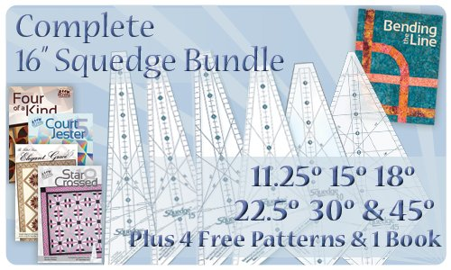 Complete 16 Squedge Set SAVE $56