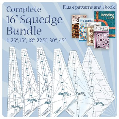 Complete 16 Squedge Set SAVE $56