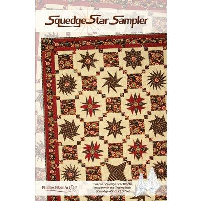 Squedge Star Sampler