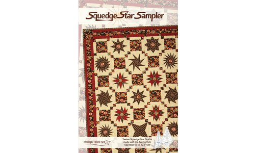 Squedge Star Sampler