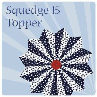 Squedge 15 Topper