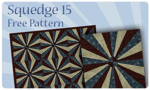 Squedge 15 Tutorial