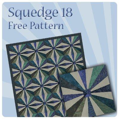 Squedge 18 Free Pattern