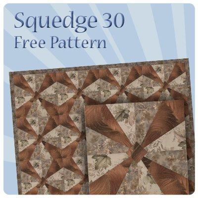 Squedge 30 Free Pattern