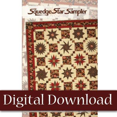 DIGITAL DOWNLOAD: Squedge Star Sampler