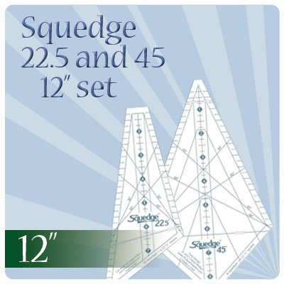 Squedge 12 set 22.5 and 45