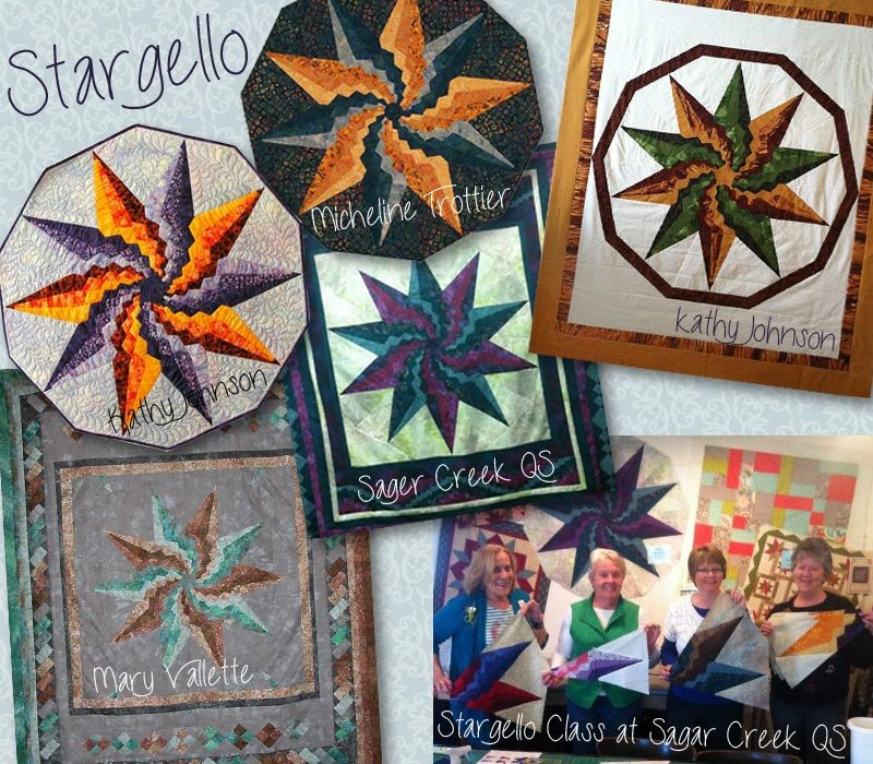 Stargello group