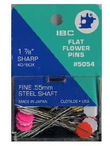 IBC Straight Pins