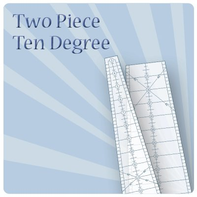 Ten Degree Wedge Tool - 2 Piece