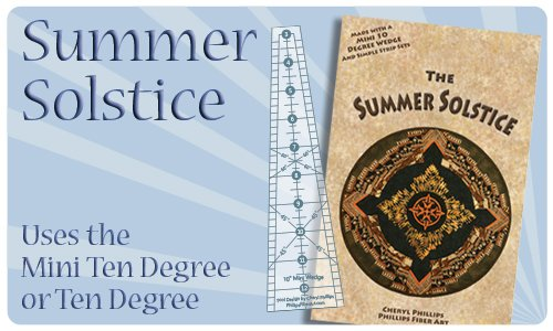 Summer Solstice and the Mini Ten Degree Bundle