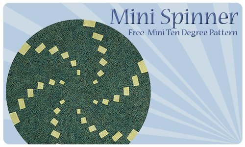 Mini Ten Spinner