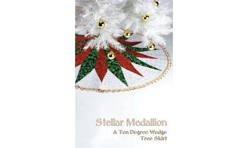 Stellar Medallion Pattern