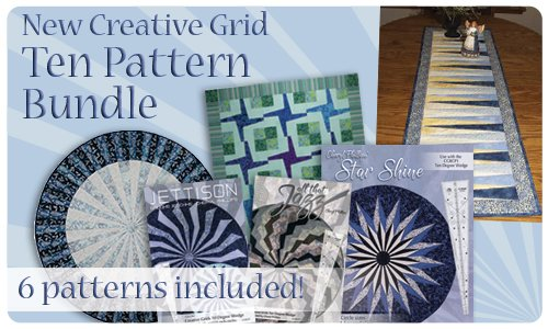 New Creative Grid Ten Pattern Bundle
