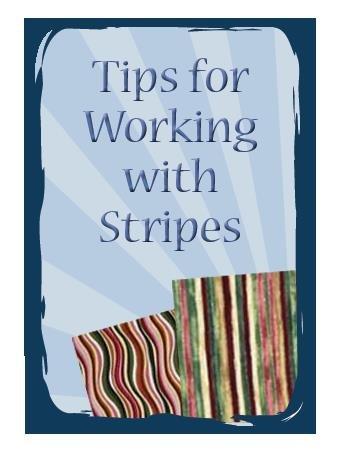 Tips for Stripes