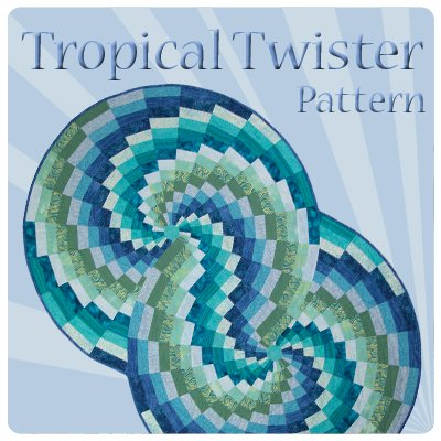 Tropical Twister Pattern