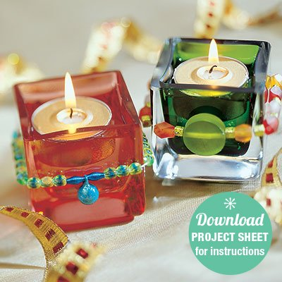 Candle Bracelets